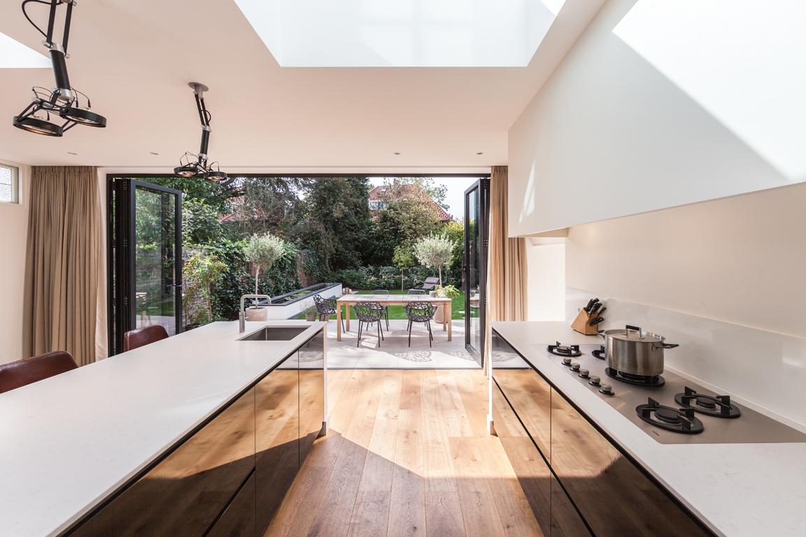 Keuken Design Nijmegen : Kalque bna nijmegen keuken eiland gaggenau solarlux u kalque